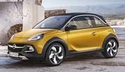 Opel Adam : en Rocks star