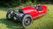 Essai Morgan 3 Wheeler : Adult Toy !