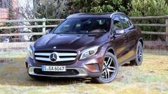 Essai Mercedes GLA : la Classe A des champs