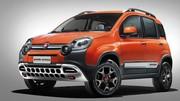 Genève 2014 : Fiat Panda Cross
