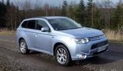 Essai Mitsubishi Outlander PHEV : Porté par le courant