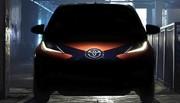 La nouvelle Toyota Aygo s'approche