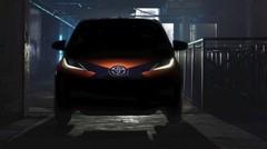 Nouvelle Toyota Aygo 2014 : une photo et une vidéo teaser avant Genève
