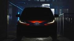 Toyota Aygo : une premier photo pour Genève