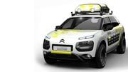 Citroën C4 Cactus Aventure : un dérivé tout-terrain