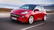 Opel Adam 2014 : un nouveau moteur essence 3 cylindres turbo