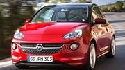 L'Opel Adam reçoit le moteur qui lui manquait