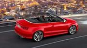 Audi S3 Cabriolet : une A3 Cabriolet de 300 chevaux !
