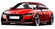 La future Audi TT (2014) se dessine