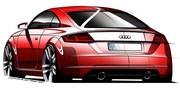 Audi croque le futur coupé TT