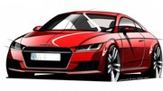 Audi lève un coin de voile sur le nouveau TT