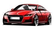 Audi TT 2014 : premières images