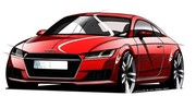 Audi TT 3 : présentation à Genève !