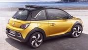 Opel Adam Rocks 2014 : l'Adam des champs dans sa version de série