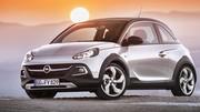 Opel Adam Rocks : le modèle de série à Genève