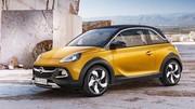 Opel Adam Rocks : Rock and Roll !
