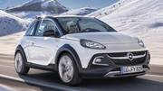Opel Adam Rocks : Toujours baroudeuse, toujours découvrable
