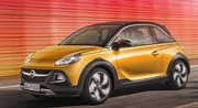 Opel Adam Rocks : la citadine Rock'n'Roll