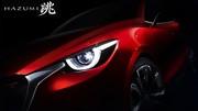 Salon Genève 2014 : Mazda Hazumi Concept