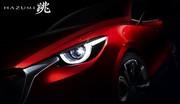 Le concept Mazda Hazumi préfigure la future Mazda2