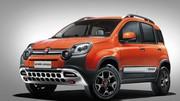 Fiat Panda Cross (2014) : une Panda 4x4 plus affûtée