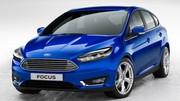 La Ford Focus affirme son nouveau look à Genève