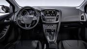 Ford Focus 3 restylée : Volonté de simplicité