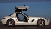 Essai Mercedes SLS AMG GT