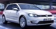 Volkswagen Golf GTE hybride rechargeable, la GTI verte
