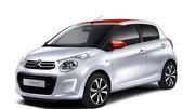 Citroën C1 2014 : Au tour des Chevrons