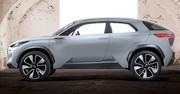 Hyundai Intrado : un SUV tout de carbone et d'hydrogène vêtu