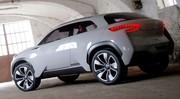Hyundai Intrado, hybride, rechargeable et hydrogène