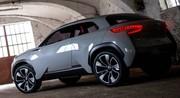 Hyundai Intrado : Carbone et Hydrogène pour plus de légèreté