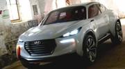 Hyundai Intrado : elle a la fibre technologique