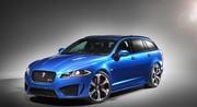 Jaguar : une XFR-S Sportbrake à Genève