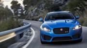 Jaguar XFR-S Sportbrake : déménageur express
