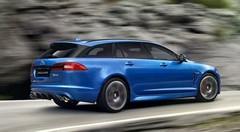 Le Jaguar se fâche avec une XFR-S Sportbrake de 550 ch