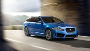 Jaguar XFR-S Sportbrake 2014 : 550 chevaux pour le turbulent break