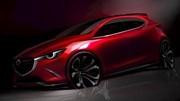 Mazda Hazumi en entier