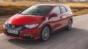 Essai Honda Civic Tourer : un break aux allures de monospace