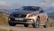 Volvo V40 : nouvelles motorisations essence et Diesel