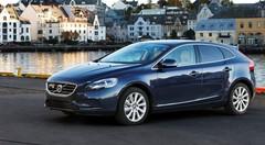 La Volvo V40 bientôt disponible avec les moteurs VEA D4 et T5