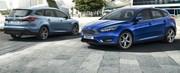 Nouvelle Ford Focus : elle fait peau neuve