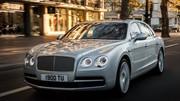 La Bentley Flying Spur passe au V8
