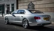 Bentley Continental GT Speed et Flying Spur V8