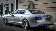 Bentley Flying Spur V8 : Limousine (un peu) plus accessible