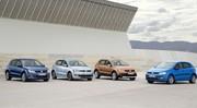 La VW Polo se déplace en famille