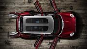 Mini dévoile le nouveau Clubman (2014) sous la forme d'un concept-car