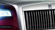 Restylage pour la Rolls-Royce Ghost à Genève
