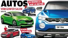 Volkswagen T-Roc : Fuite en avant